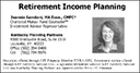 (Cumberland)Retirement Income Planning Ad